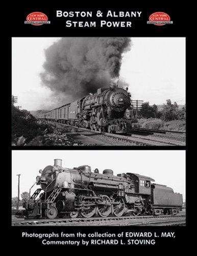 9781931477321: Boston & Albany Steam Power
