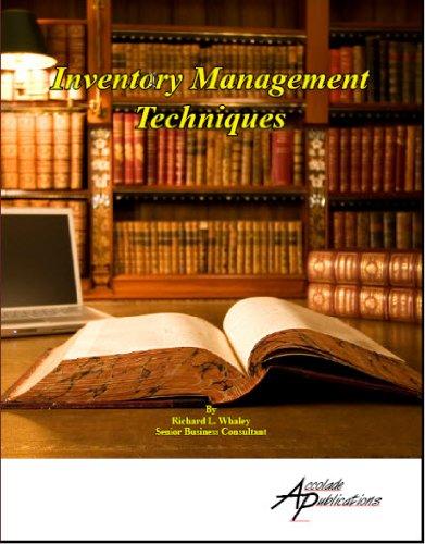 9781931479042: Inventory Management Techniques for MS Dynamics GP