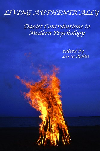 9781931483209: Living Authentically: Daoist Contributions to Modern Psychology