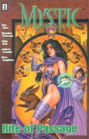 9781931484008: Mystic v. 1: Rite of Passage