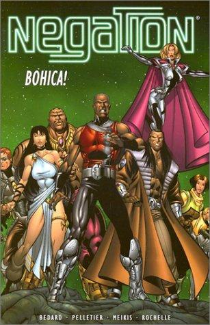 Negation: Bohica Vol. 1: Waid, Mark