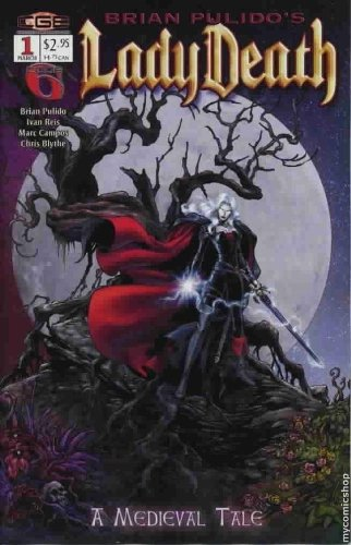 9781931484725: A Medieval Tale: 1 (Lady Death)