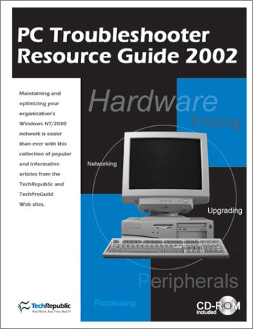 9781931490191: PC Troubleshooter Resource Guide 2002
