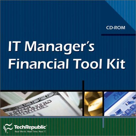 9781931490528: IT Manager's Financial Tool Kit