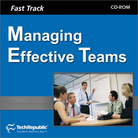 9781931490962: Fast Track: Managing Effective Teams