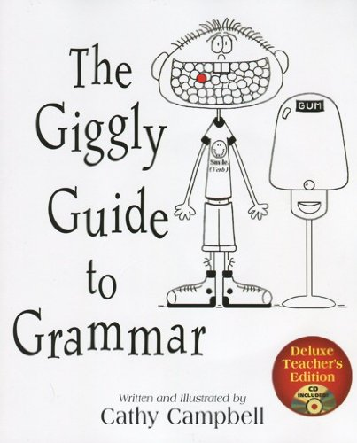 9781931492256: The Giggly Guide to Grammar Teacher's Edition