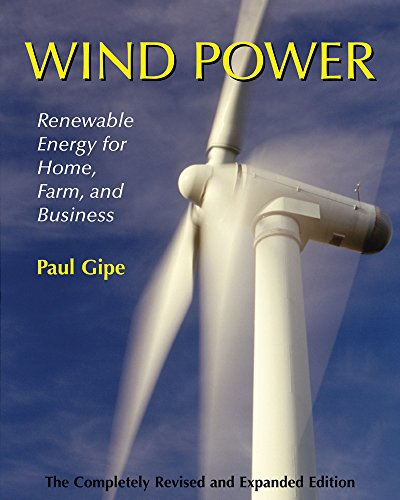 9781931498142: Wind Power: Renewable Energy for Home, Farm and Business