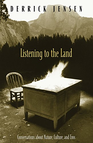 9781931498562: Listening to the Land: Conversations about Nature, Culture and Eros