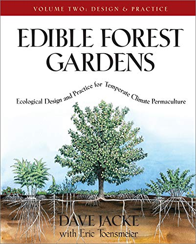 9781931498807: Edible Forest Gardens: Design and Practice v. 2: Ecological Design and Practice for Temperate-Climate Permaculture: Ecological Vision and Theory for Temperate-climate Permaculture
