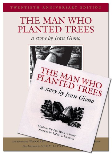 The Man Who Planted Trees (Book & CD Bundle) (9781931498814) by Jean Giono