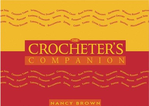 9781931499132: The Crocheter's Companion (The Companion series)
