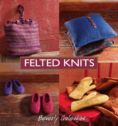 9781931499330: Felted Knits