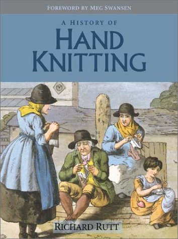 9781931499378: A History of Hand Knitting
