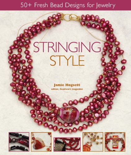 9781931499965: Stringing Style: 50+ Fresh Bead Designs for Jewelry