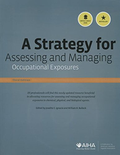 9781931504690: A Strategy for Assessing and Managing Occupational Exposures, Third Edition