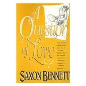 9781931513876: A Question of Love?