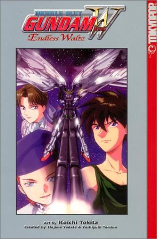 9781931514729: Mobile Suit Gundam Wing: Endless Waltz (Gundam (Tokyopop) (Graphic Novels))
