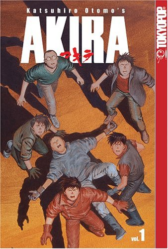 9781931514880: Akira Cine-Manga NeoTokyo 2019