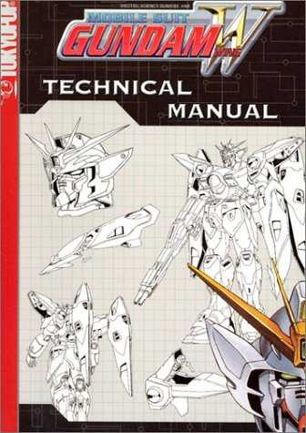 9781931514996: Gundam Wing: Technical Manual (Gundam: Technical Manual)