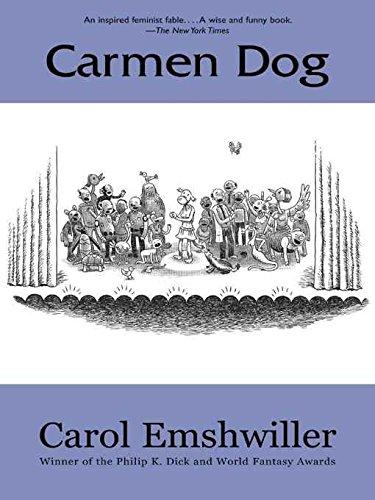 9781931520089: Carmen Dog (Peapod Classics)