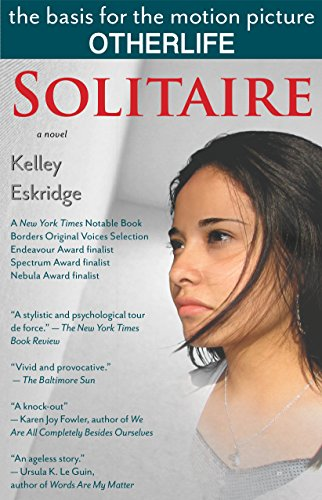 9781931520102: Solitaire: a novel
