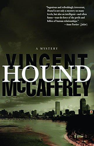 Hound: A Novel (Hardback): Vincent McCaffrey