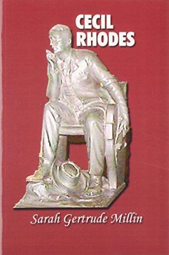 9781931541190: Cecil Rhodes