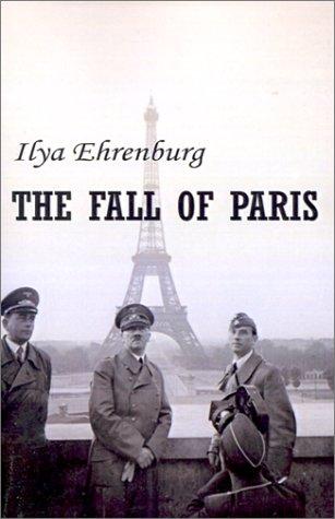Fall of Paris: Ilya Ehrenburg