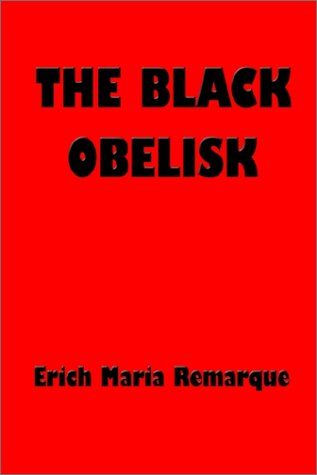 9781931541909: The Black Obelisk