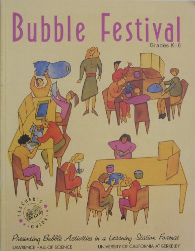9781931542135: Bubble Festival: Presenting Bubble Activities in a Learning Station Format : Grades Kindergarten to 6