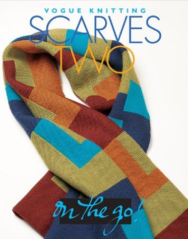 9781931543323: Vogue Knitting on the Go: Scarves Two