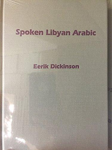 9781931546058: Spoken Libyan Arabic