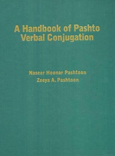 9781931546263: Handbook of Pashto Verbal Conjugations