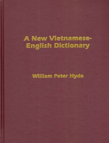 9781931546430: New Vietnamese English Dictionary (English and Vietnamese Edition)