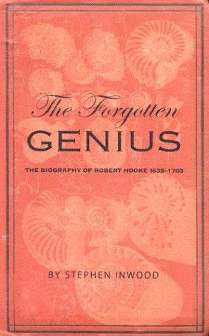 The Forgotten Genius: Inwood, Stephen