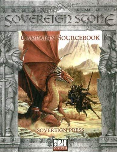9781931567015: Sovereign Stone Campaign Sourcebook (D20 System)