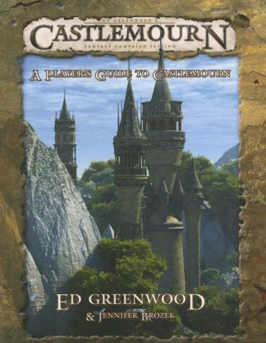 9781931567206: A Player's Guide to Castlemourn (Castlemourn Roleplaying Game)