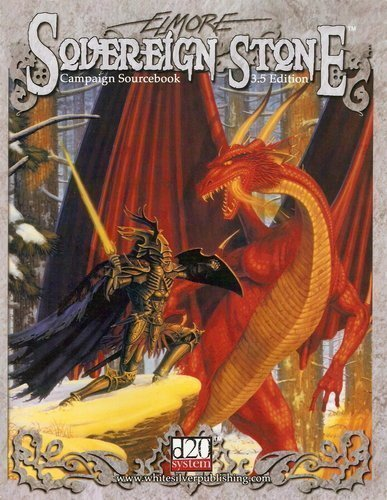 9781931567237: Sovereign Stone Campaign Sourcebook (Sovereign Stone)