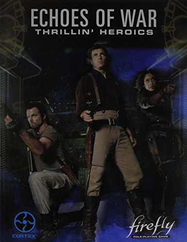 9781931567282: Firefly Echoes of War: Thrillin' Heroics