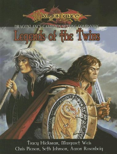 9781931567312: Dragonlance Legends Of The Twins