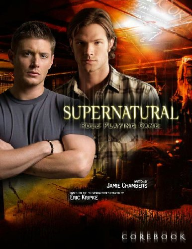 9781931567497: Supernatural Role Playing Game
