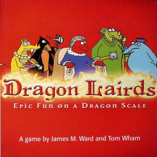 9781931567602: Dragon Lairds Board Game