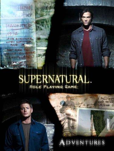 Supernatural Adventures: Davis, Graeme; Dula, Ralph; Hartley, Jess; Holochwost, George; Suleiman, ...