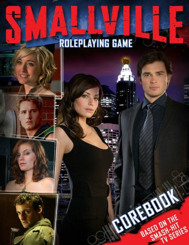 9781931567893: Smallville Roleplaying Game