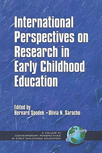 9781931576666: International Perspectives on Research in Early Childhood Education (Contemporary Perspectives in Early Childhood Education)