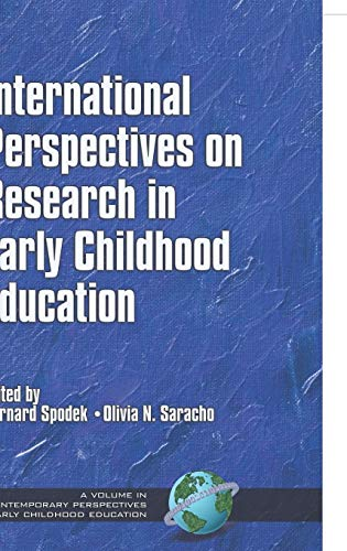 9781931576673: International Perspectives on Research in Early Childhood Education (Contemporary Perspectives in Early Childhood Education)