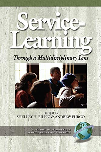 9781931576802: Service Learning Through a Multidisciplinary Lens (Advances in Service-learning Research)