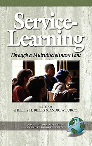 9781931576819: Service-Learning Through a Multidisciplinary Lens (Hc) (Advances in Service-learning Research)