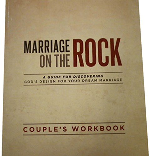 9781931585040: Marriage On The Rock: Couple's Discussion Guide