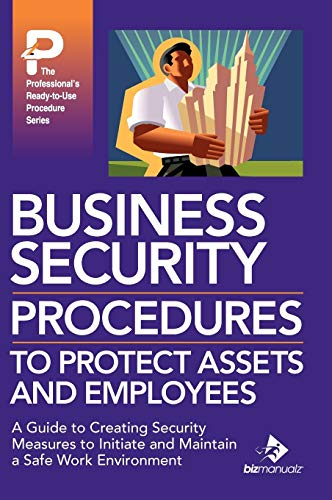 9781931591393: Business Security Procedures to Protect Assets and Employees